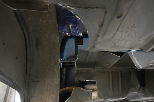 Howe Chassis Setup